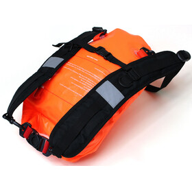 Zone3 Swim Run Dry Bag Buoy 28l orange